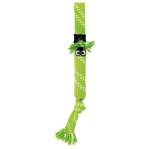 Rogz Dog Toy Scrubz Lime