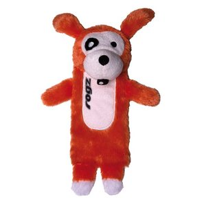 Rogz Dog Toy Thinz Orange