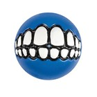Rogz Dog Toy Grinz Blue