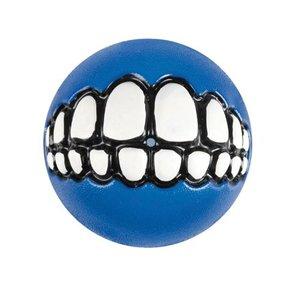 Rogz Dog Toy Grinz Blue