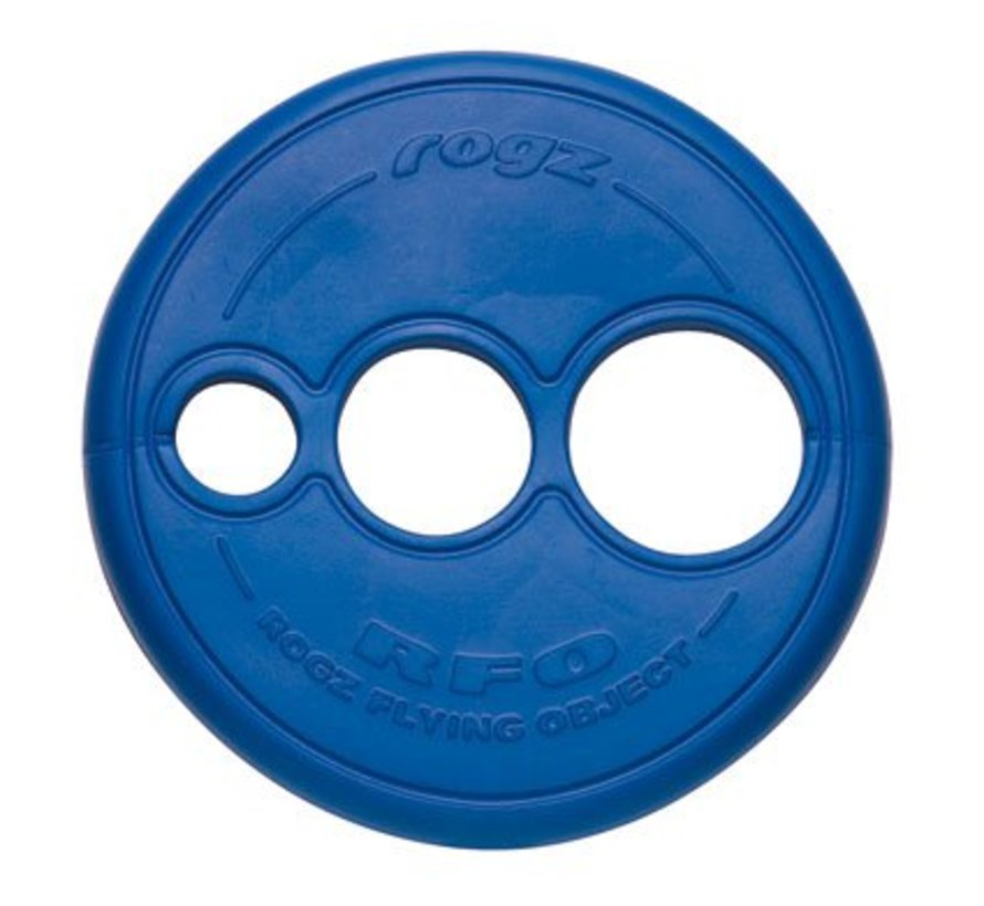 Dog Toy Frisbee Blue