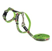 Rogz Cat Harness Reflectocat Fish