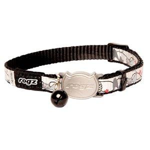 Rogz Cat Collar Reflectocat Black Cat