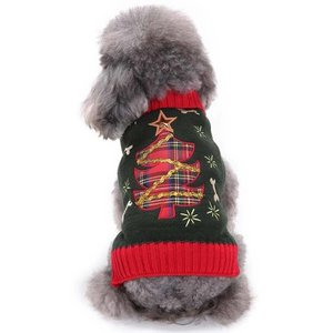 Wagytail Dog Sweater Christmas