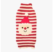 Wagytail Dog Sweater Santa