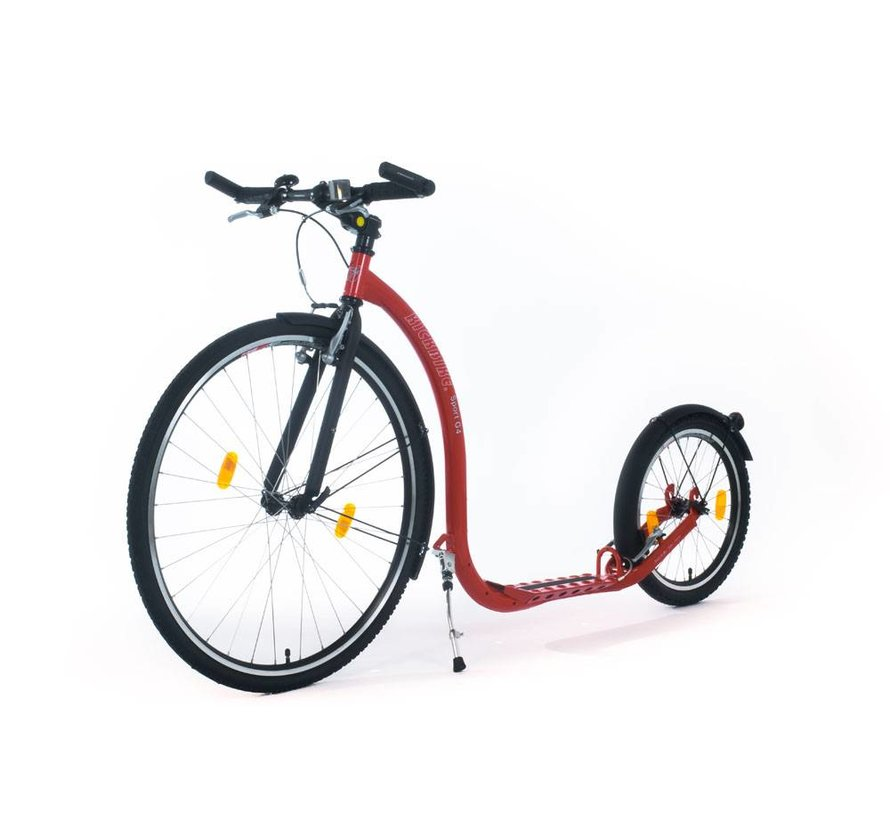 Dog scooter Sport G4 Red