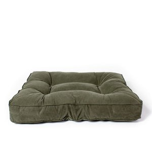 Lord Lou Dog Bed London Stonewashed Green
