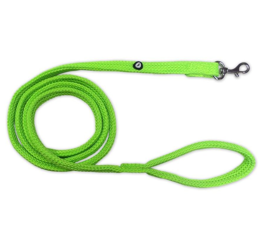 Hondenriem Mesh Fluo Green