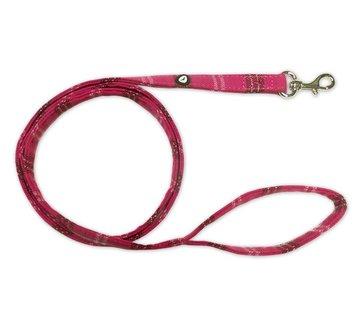 Doxtasy Dog Leash Scottish Hot Pink