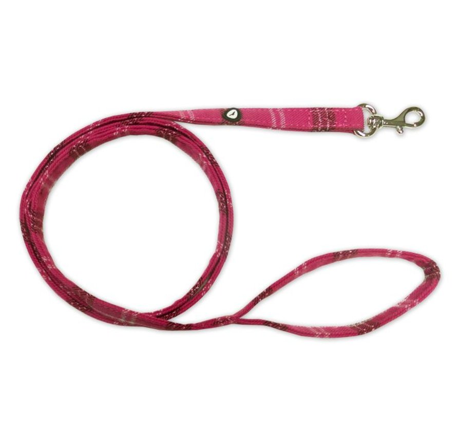Dog Leash Scottish Hot Pink