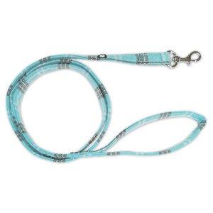 Doxtasy Dog Leash Scottish Turquoise
