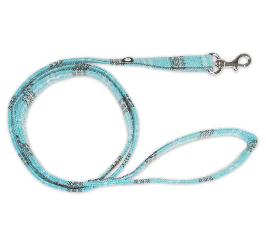 Dog Leash Scottish Turquoise