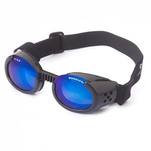 Doggles Dog Sunglasses Black