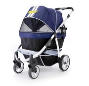 Innopet Pet Stroller Retro Navy