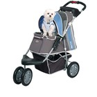 Innopet Pet Stroller First Class Blue-Grey