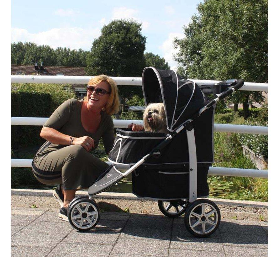 Hondenbuggy Monaco