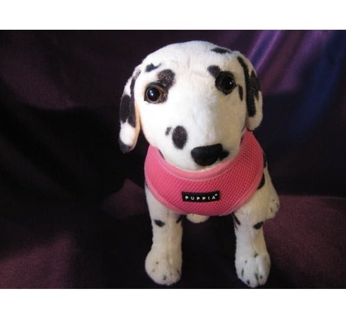 Puppia Hondentuig Soft Harness Roze