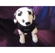 Puppia Soft Dog Harness Black
