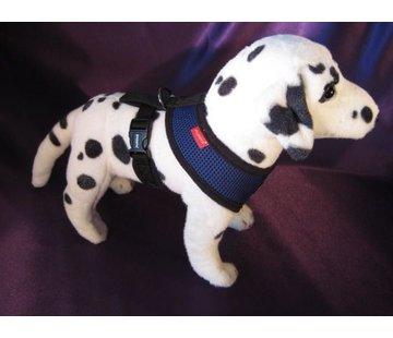 Puppia Soft Dog Harness Royal Blue