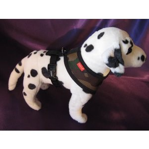 Puppia Hondentuig Soft Harness Camouflage