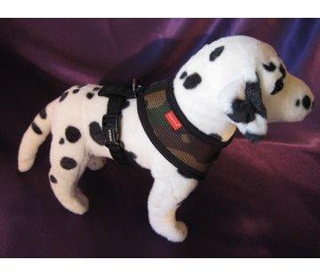 Puppia Soft Dog Harness Camouflage