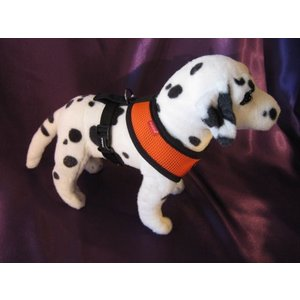 Puppia Soft Dog Harness Orange