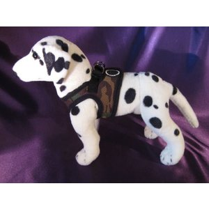 Puppia Dog Harness Soft Vest Camouflage
