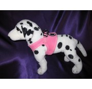 Puppia Dog Harness Soft Vest Pink