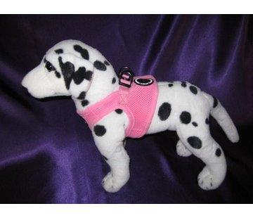 Puppia Dog Harness Soft Vest Pink
