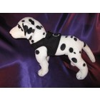 Puppia Dog Harness Soft Vest Black