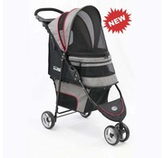 Innopet Hondenbuggy Avenue Grey/Red