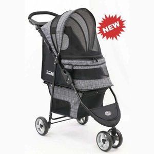 Innopet Pet Stroller Avenue Blended Grey