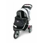 Innopet Pet Stroller Comfort EFA Black