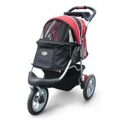 Innopet Pet Stroller Comfort EFA Red