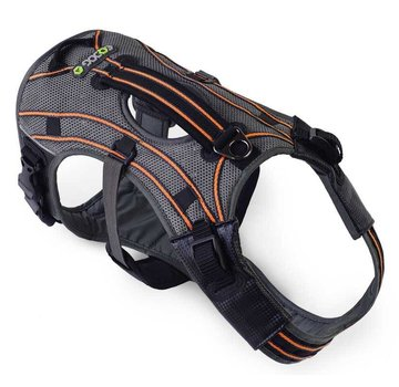 EQDOG Dog Harness Pro Orange