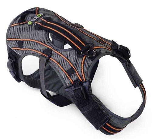 EQDOG Dog Harness Pro Orange