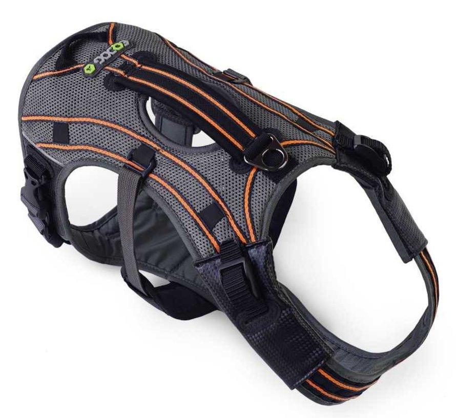 Dog Harness Pro Orange