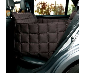 Doctor Bark Dog blanket for the back seat - 3 seats Brown