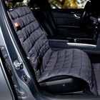 Doctor Bark Dog Blanket for passenger seat Grey
