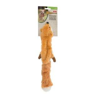 Skinneeez Dog Toy Plush Fox Large