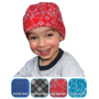 Aqua Coolkeeper Cooling Bandana Cool Blue Kids
