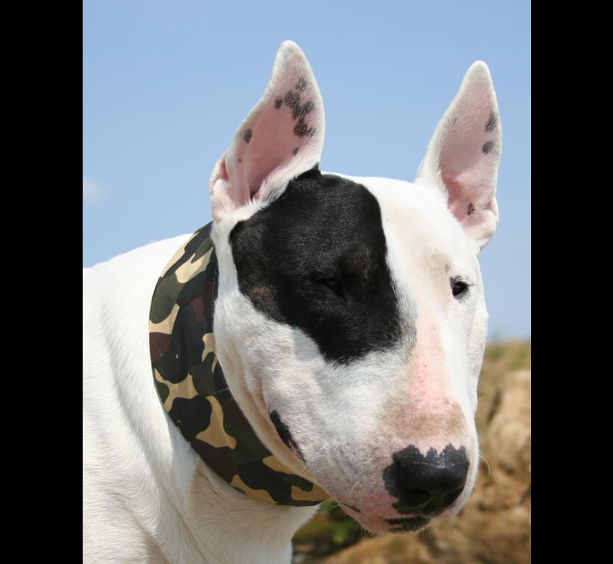 Koelhalsband Camouflage