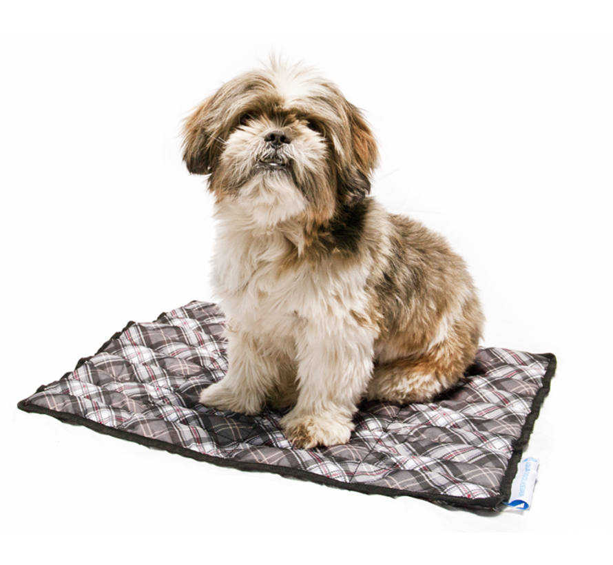 Cooling Mat Pacific Scottish Grey
