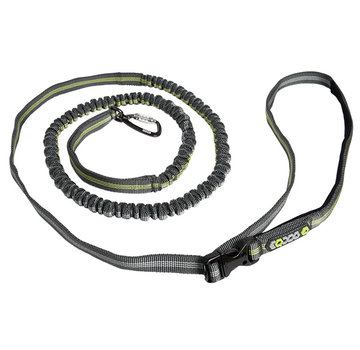 EQDOG Dog Jogging Leash Dark Grey