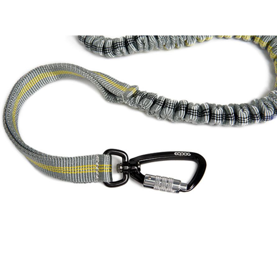 Dog Jogging Leash Light Grey