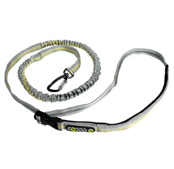 EQDOG Dog Jogging Leash Light Grey