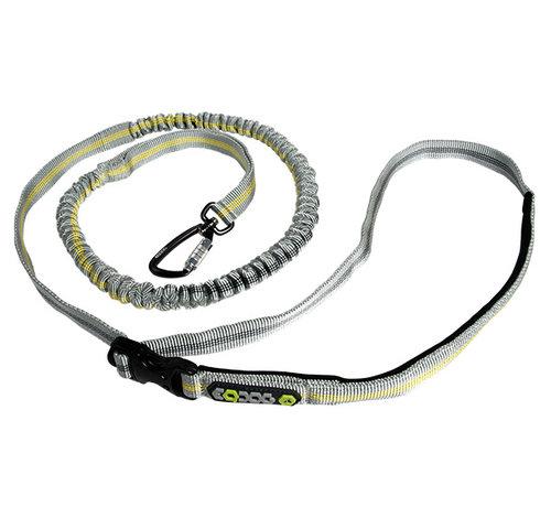 EQDOG Dog Jogging Leash Light Grey
