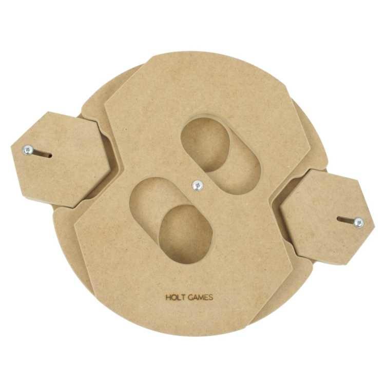 Hondenpuzzel Spot