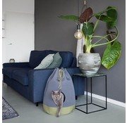 District70 Cat Bed Casa Moss Green