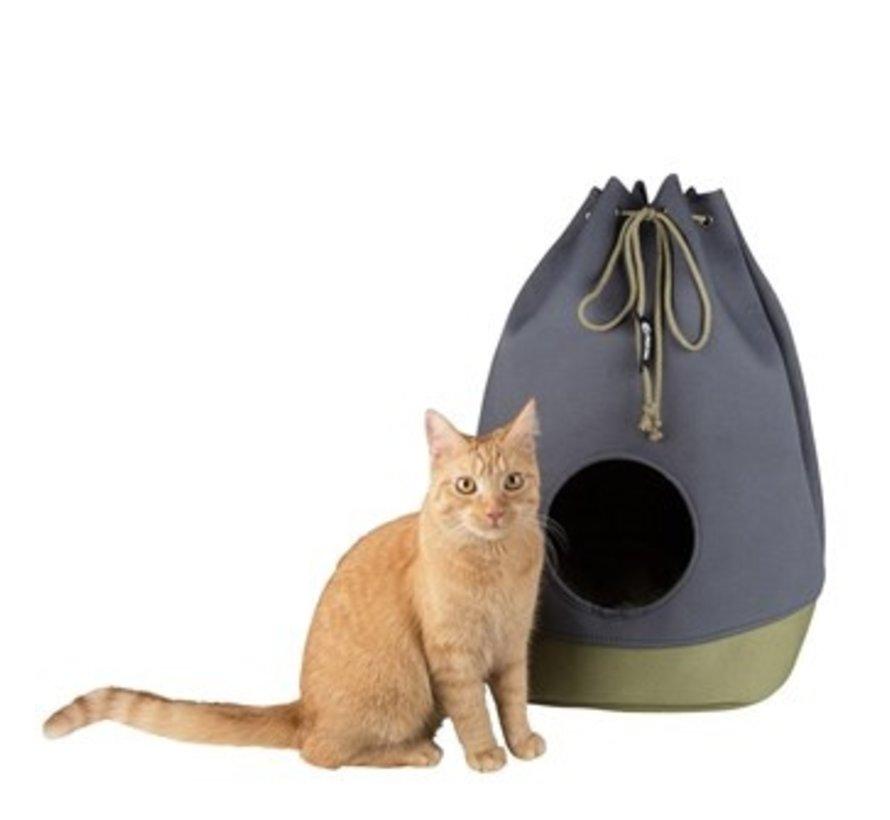 Kattenmand Casa Moss Green